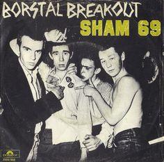 Sham 69-Borstal Breakout