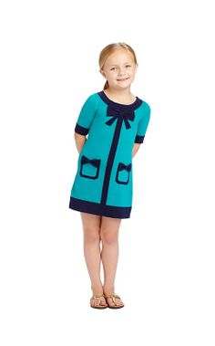 The adorable Kipper Sweaterdress from Lilly Pulitzer