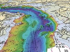 ArcGIS for Maritime: Bathymetry, an extension to ArcGIS for Desktop, helps manage and combine massive amounts of bathymetric data and metadata in a GIS environment.