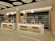 Pharmacy on Behance