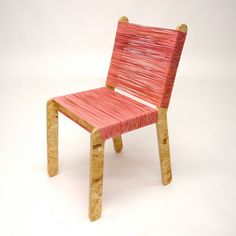 Eco Rubber Band Chair Adult Chairs Frame by orchardstudio on Etsy, £40.00