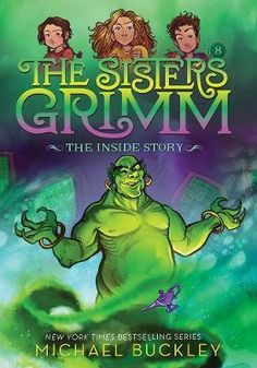 Download Ebook The Inside Story (The Sisters Grimm #8): 10th Anniversary Edition EPUB PDF PRC