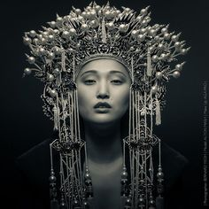 chinese headdress - Google Search