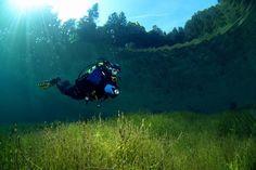 Crystal Clear Waters of Sameranger Lake, Austria - Imgur