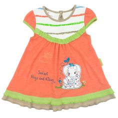 Inf Hugs and Kisses Infant Dress