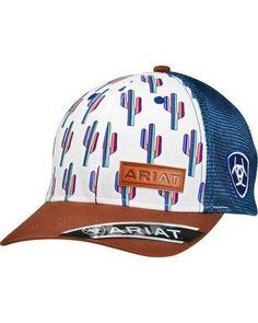 Ariat Women's Multi-Colored Cactus Cap | Boot Barn
