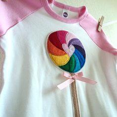Lollipop Birthday Shirt