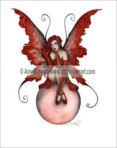 amy brown faries | Fairies World, Fairy & Fantasy Art Gallery - Amy Brown/Bubble Rider ...