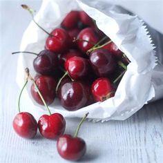 Great British cherries