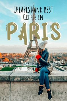 Want to know where you can find crepes in Paris that you can binge without breaking the bank? Here's our secret place! | Cheapest and Best Crepes in Paris | The Best Secret Crepe Place in Paris | paris france food | paris france travel | paris travel | places to visit in paris | france travel paris | best food in paris| cheap eats paris | where to eat in paris | paris travel tips | #parisfrance #crepes Paris France Travel, Paris Travel Guide, Travel Europe Cheap, Budget Travel, Travel Hacks, Travel Checklist, Travel Advice, Travel Ideas, Crepes