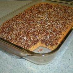 Hornets Nest Cake