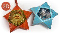 DIY: Estrellas para decorar y para hacer regalos.