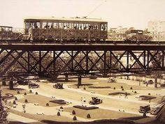 Viaduto do Chá, 1929