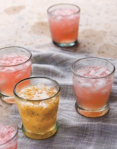 A summer refresher starring sweet cantaloupe!
