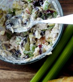 Weight Watcher's Chicken Salad – Recipe Diaries