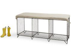 Whatsit storage bench