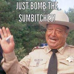 Buford got it right