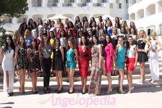 Miss Mondo Italia 2017 Meet the contestants