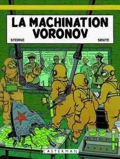 Les Aventures de Tintin - Album Imaginaire - La Machination Voronov