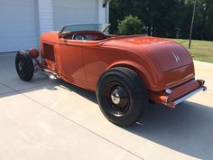 Adams Hot Rod Shop's 32 Roadster