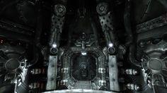 Billedresultat for sci fi engine room
