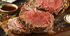 Bariatric Friendly Prime Rib of Beef