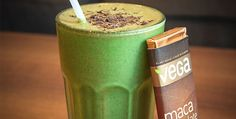 Mint Chocolate Chip Smoothie - Vega