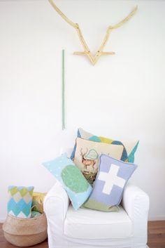 pillow pillows and more pillows :)