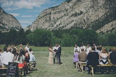 Just Try Not to Smile at This Sentimental Colorado Brunch Wedding