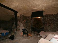 Salt cave, Sklené Teplice, Slovakia (22. july 2017)