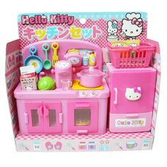 Free Hello Kitty Cooking Picture   Details about Hello Kitty kitchen set Japan Import Free Shipping