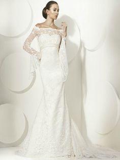 vestidos de novia de los 50's   Los 10 más hermosos vestidos de novia 2012 de Franc Sarabia