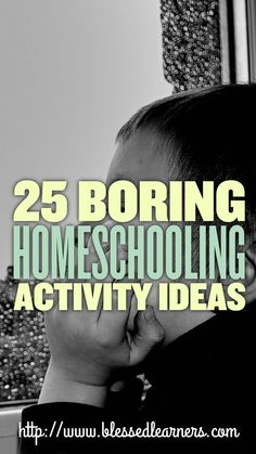 When your homeschooling feels very dry and boring, you should find out some activities to refresh. Here are 25 Boring Homeschooling Activity Ideas to help. How To Start Homeschooling, Homeschool Curriculum, Homeschooling Resources, School Resources, Activity Ideas, Learning Activities, Teaching Ideas, Encouragement, Feels