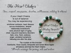∆ Heart Chakra... healing