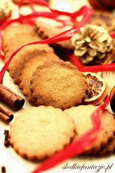 Ciasteczka korzenne 😋