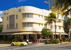Chpt 26: Art Deco: Cardoza Hotel,1935-1939; Miami Beach, Florida; Henry Hohauser