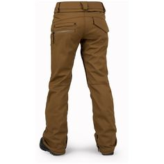 Volcom - Species Stretch Pants - Women's Snowboarding Outfit, Snowboarding Women, Snowboard Girl, Snowboard Pants, Fashion Books, Fashion Outfits, Snow Pants, Sewing Clothes, Work Clothes