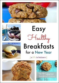 Easy Healthy Breakfasts for Kids and Families