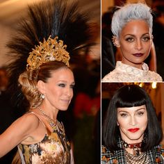 Whose punk rock beauty reigned supreme? Vote in our poll now!  #MetGala