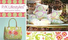 "I was just checking out some of her designs in her book, ""Embellish Your Home"".  Cute stuff!"
