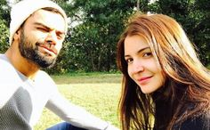 Virat Kohli's Valentine's Day message for Anushka Sharma makes their relationship official [PHOTO]