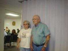 Grandma and Grandpap mom and dad