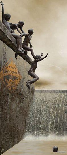 'Mutprobe - Dare' by Harald Fischer