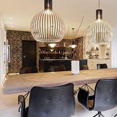 PRIMUM | BY LØTH's dining room. Dining chairs, indretning, Bent Hansen, spisestuestole, primum, primum chair, dining room, spisestue