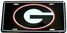 NCAA University of Alabama Crimson Tide BAMA 6 x 12 Embossed Aluminum License Plate by Smart Blonde 2096