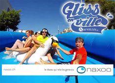 Naxoo Blog » Gliss'en Ville le 13 juin 2015 ! Google, Blog, Baby Newborn, June, City, Blogging