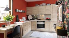 #wiosna #spring #meble #furniture #colour #design #sty Oferta | Kuchnie BLACK RED WHITE