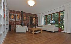 Extraordinary house in Mokotów. #lionsestate #realestate #livingroom #interior #design #interiordesign #rent #houseforrent