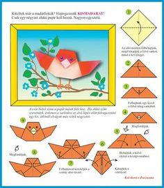 Idėjų parkas: Lankstymas iš popieriaus (ATNAUJINTA – … – Origami Community : Explore the best and the most trending origami Ideas and easy origami Tutorial Origami Design, Instruções Origami, Origami Paper Folding, Origami Star Box, Origami Dragon, Origami Bird, Origami Animals, Simple Origami, Origami Instructions