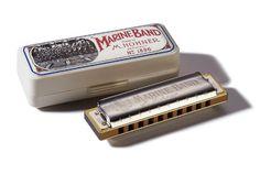 Hohner Mundharmonika Marine Band in C